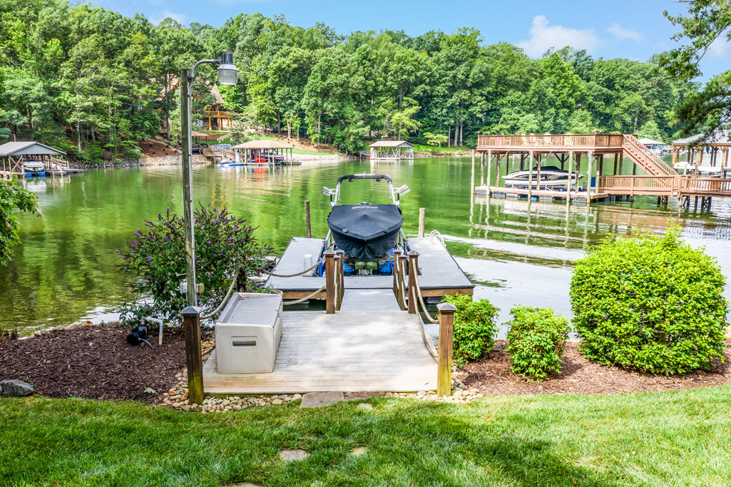 lake norman real estate photography