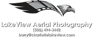 LakeView Aerial Photography | Charlotte Lake Norman NC Logo